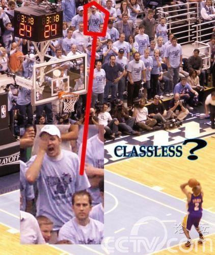 NBA球星罚球时的超囧背景图片