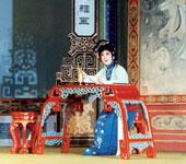 《花中君子》吕瑞英饰李素萍 1983年11月