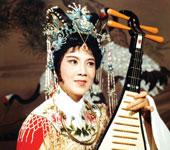 《凄凉辽宫月》吕瑞英饰肖后 1981年9月