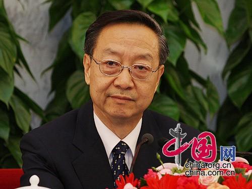 工業和資訊化部部長李毅中 中國網 胡迪/攝影
