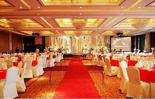上海三类婚礼宴会厅报价