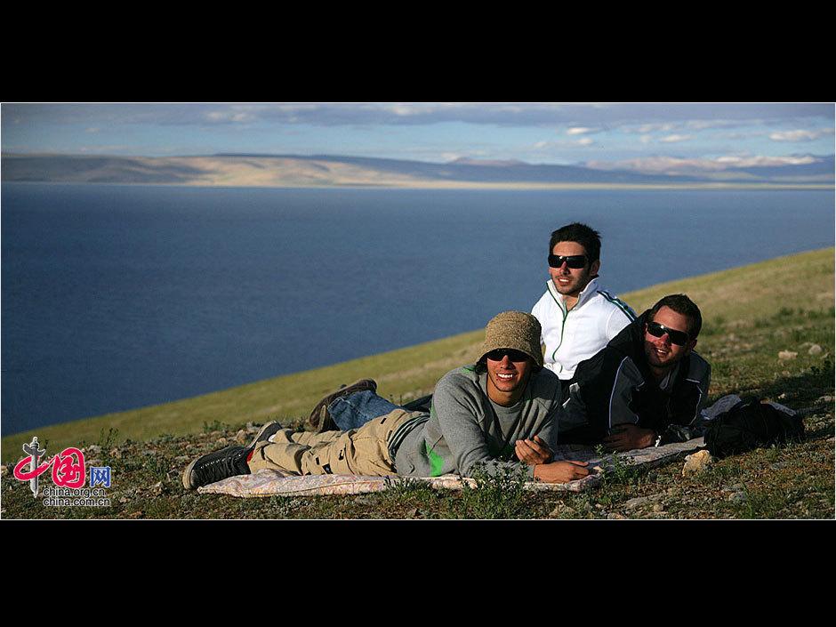 纳木错:藏人心中的圣湖