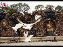无锡灵山--降魔浮雕。中国网 摄影 杨佳