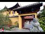 无锡灵山庙宇。中国网 摄影 杨佳