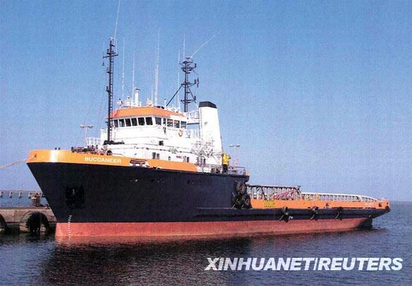 索马里海盗劫持本月以来第六艘外国船只[组图]