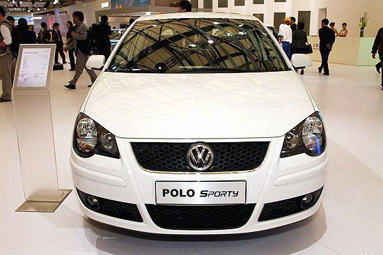 2009款Polo小改款的外观造型变化并不太明显-购车必看10大合资品牌高清图片
