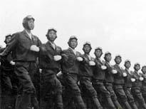 1954年國慶閱兵