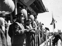 1951年國慶閱兵