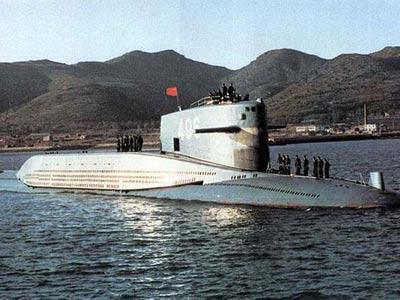 中國海軍受閱裝備提前看