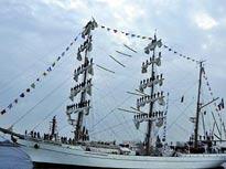 """墨西哥""""夸乌特莫克""""号风帆训练舰"""