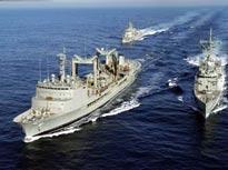 """皇家澳大利亚海军""""成功""""号补给舰"""