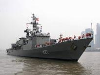 """泰国皇家海军""""纳腊萱""""导弹护卫舰"""