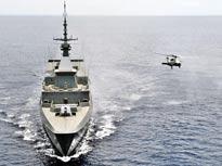 新加坡海军可畏级隐形战舰
