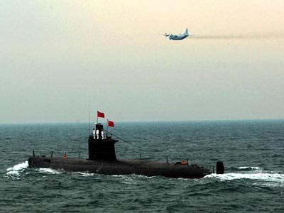 海軍60週年海上閱兵式 高清大圖集錦