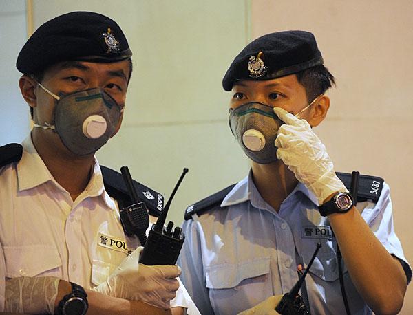 个性 口罩/预防甲型流感 口罩戴出个性[组图]...