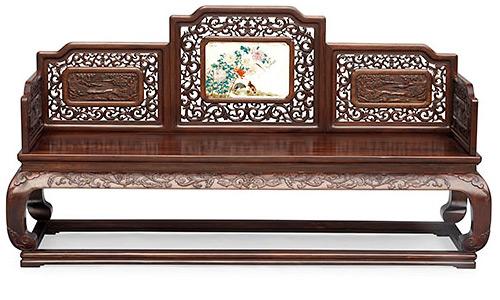 清式紫檀家具的投资与收藏图片