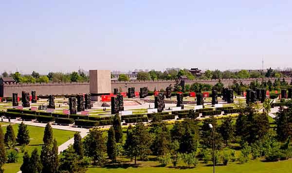观须知:   中国抗日战争纪念雕塑园   优讯-中国网 china.com.cn/info