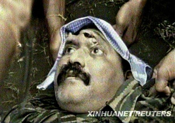 5月19日,斯里兰卡政府军称,这张斯政府军同日公布的照片上的死者即为反政府武装泰米尔伊拉姆猛虎解放组织(猛虎组织)领导人普拉巴卡兰。当日,猛虎组织国际关系负责人赛瓦拉萨·帕特马纳坦发表声明,否认普拉巴卡兰被政府军打死的消息,称普拉巴卡兰安然无恙。上述消息均尚未得到第三方的证实。