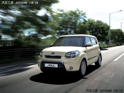 汽车之家 进口起亚 起亚soul 09款 基本型高清图片