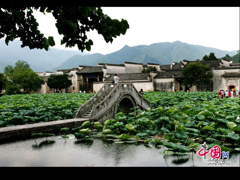 皖南古村落 图片中心 中国网