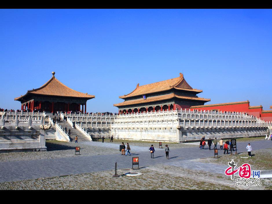 北京故宫 图片中心 中国网