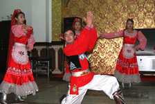 塔塔尔族舞蹈