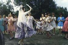 塔塔尔族歌舞