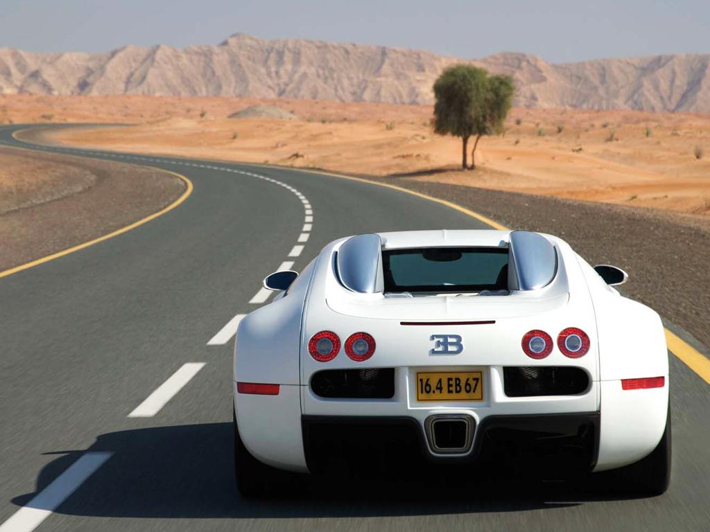 富豪都望尘莫及的牛车 布加迪威航 图片中心高清图片
