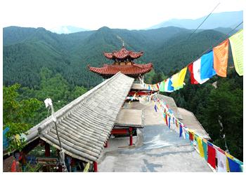 藏传佛教圣地夏宗寺:格鲁派创始人由此启程[图]