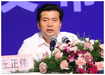 宁夏回族自治区主席王正伟[组图]