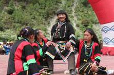 珞巴族文化节