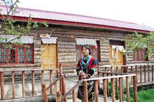 珞巴族人的新居