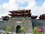 唐城:位于渔人码头,尽享古代亭台楼阁之美。中国网  于雅光/摄影