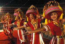 金秀瑶舞蹈