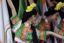 普米族舞蹈《打跳》