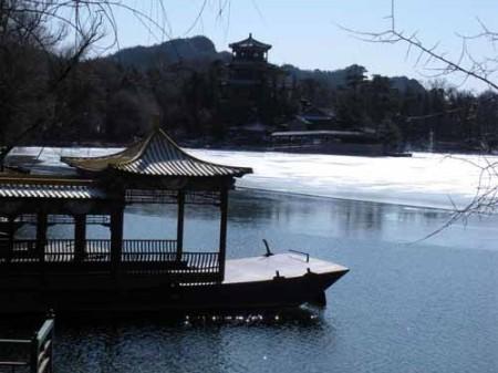 冬季的山庄-河北出游五大胜景推荐