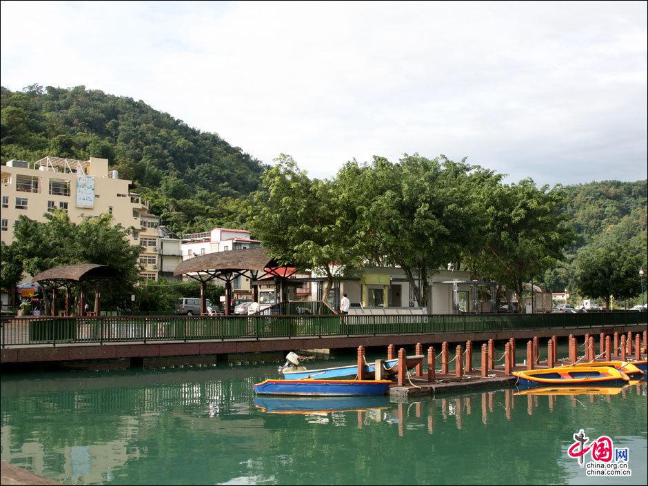 台湾旅游景点照_台湾旅游景点介绍七大美景推荐