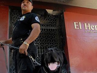 洪都拉斯首都一报社遭炸弹袭击