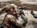 25岁英军狙击手成功在1853米外射杀塔利班头目[组图]