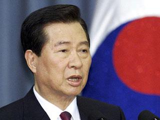 韩媒称前总统金大中病逝[组图]