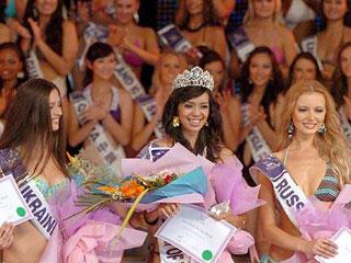 2009国际旅游小姐冠军总决赛决出最佳比基尼小姐