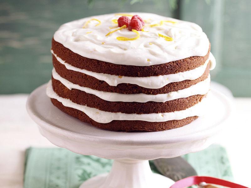 蛋糕diy图片