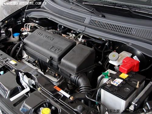 长安铃木雨燕1.3MT 超值版 -五款高性价比小车导购高清图片