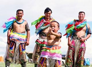 蒙古族风俗