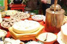 蒙古族奶食