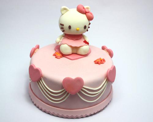 流行的翻糖立体造型蛋糕,来看看这些完全超乎您想想的可爱蛋糕吧吧.
