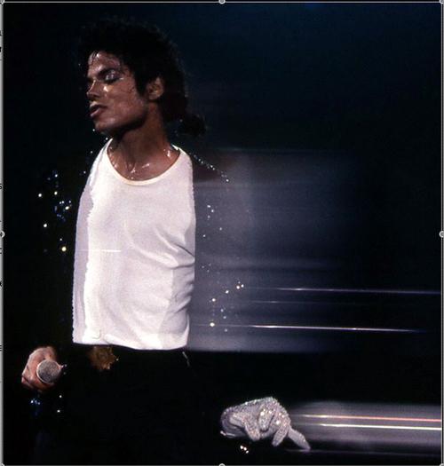 迈克尔·杰克逊罕见超帅照片曝光