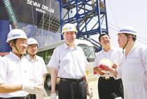 南通打造高技術船舶及海洋工程特色基地