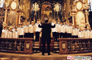 维也纳童声合唱团图片