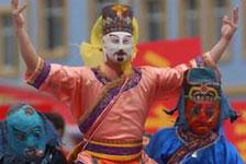 毛南族傩舞